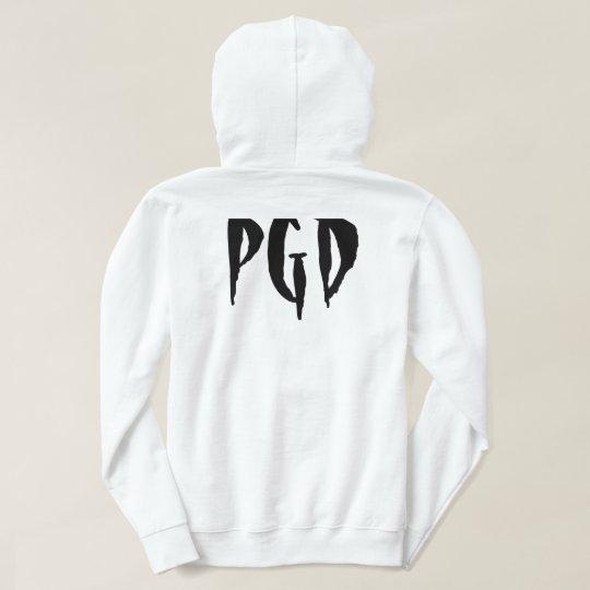 classic pgd hoodie