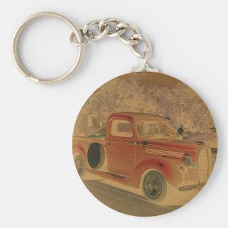 Classic Pickup Keychain