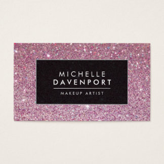 Make Up Artist Business Cards and Business Card Templates