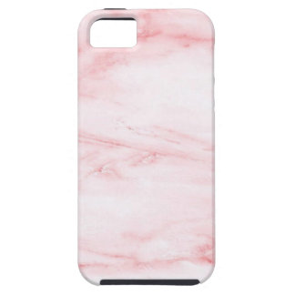 Classic Pink Marble iPhone 5 Case