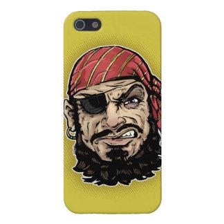 Classic Pirate iPhone 5/5S Cases