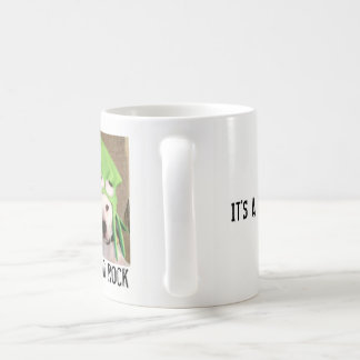 Classic Pit Bull Coffee Mug