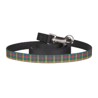 Classic Plaid Dog Leash