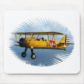 classic plane mouse pads