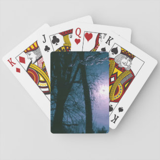Classic Playing Cards Mystic