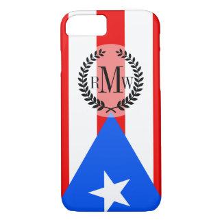 Classic Puerto Rican Flag iPhone 8/7 Case