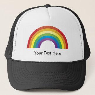 Classic Rainbow Hats - Custom Personalized