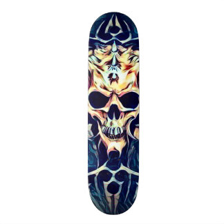 Classic Reaper Element Custom Pro Park Board Custom Skateboard