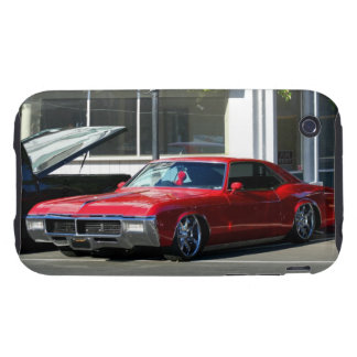 Classic red car iPhone 3 tough covers