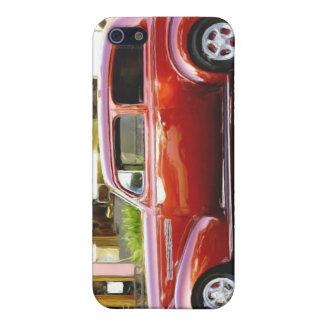 Classic Red Car iPhone 5 Case