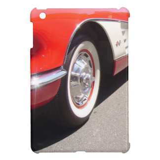 Classic red Corvette iPad mini case