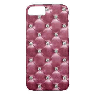 Classic Red Luxury I-Pad/I-Phone Case