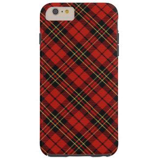 Classic Red Tartan iPhone 6/6S Plus Tough Case