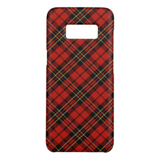 Classic Red Tartan Samsung Galaxy S8 Barely There Case-Mate Samsung Galaxy S8 Case