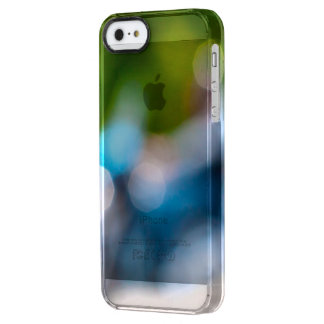 classic rider clear iPhone SE/5/5s case