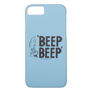 "Classic ROAD RUNNER™ ""BEEP BEEP"" iPhone 8/7 Case"