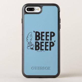 "Classic ROAD RUNNER™ ""BEEP BEEP"" OtterBox Symmetry iPhone 8 Plus/7 Plus Case"