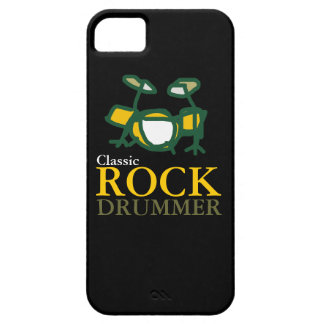 classic rock drummers iPhone 5 cover