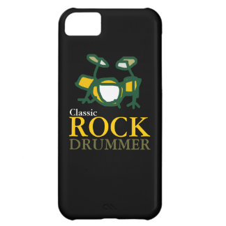 classic rock drummers iPhone 5C cover