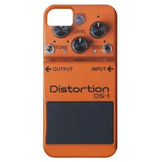Classic Rock Orange Distortion Pedal iPhone 5 Case
