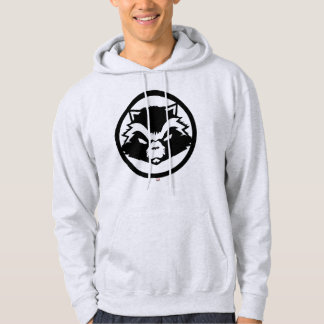 Classic Rocket Raccoon Icon Hoodie