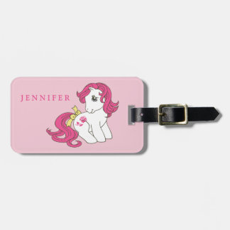 Classic Roseluck | Everyone Loves A Pony Bag Tag