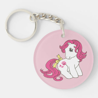 Classic Roseluck | Everyone Loves A Pony Keychain