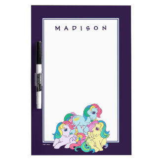 Classic Roseluck | Friends 4-Ever Dry Erase Board