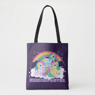 Classic Roseluck   Friends 4-Ever Tote Bag