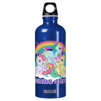 Classic Roseluck   Friends 4-Ever Water Bottle