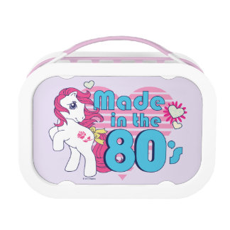 Classic | Roseluck | Made In The 80's Lunch Box