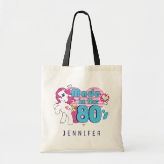 Classic   Roseluck   Made In The 80's Tote Bag
