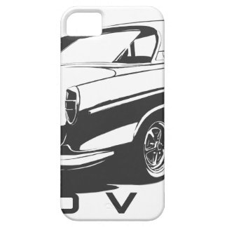 Classic Rover P5 Case For The iPhone 5