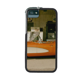 Classic RT 66 Gas Station Cover For iPhone 5/5S