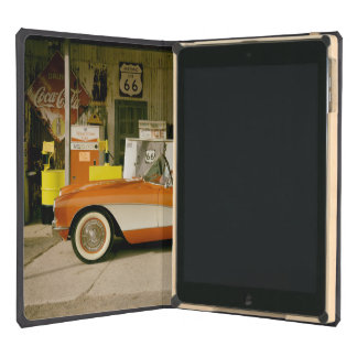Classic RT 66 Gas Station iPad Air Covers