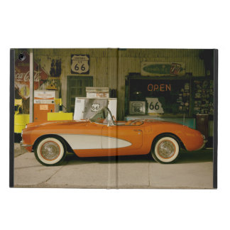 Classic RT 66 Gas Station iPad Air Cases