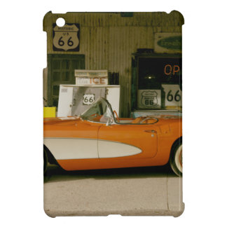 Classic RT 66 Gas Station iPad Mini Covers