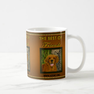Classic Rust Golden Retriever Mug