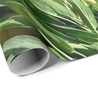 Classic Sage Wrapping Paper