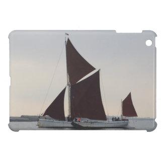 Classic Sailing Barge iPad Mini Covers
