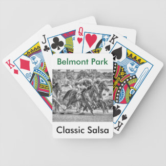Classic Salsa & Manhattan Mischief Bicycle Playing Cards