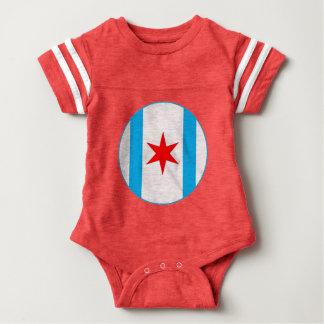 Classic Shield Baby Jersey Jumper Baby Bodysuit