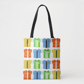 Classic Shirt Fashion Statement Tote Bag