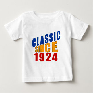 Classic Since 1924 Baby T-Shirt