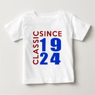 Classic Since 1924 Birthday Designs Baby T-Shirt