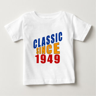 Classic Since 1949 Baby T-Shirt