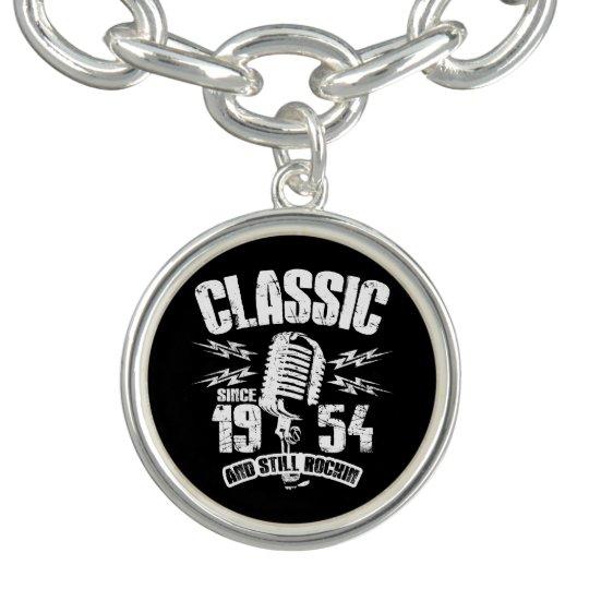 Classic Since 1954 And Still Rockin Charm Bracelets