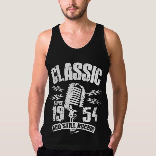 Classic Since 1954 And Still Rockin Tank Top