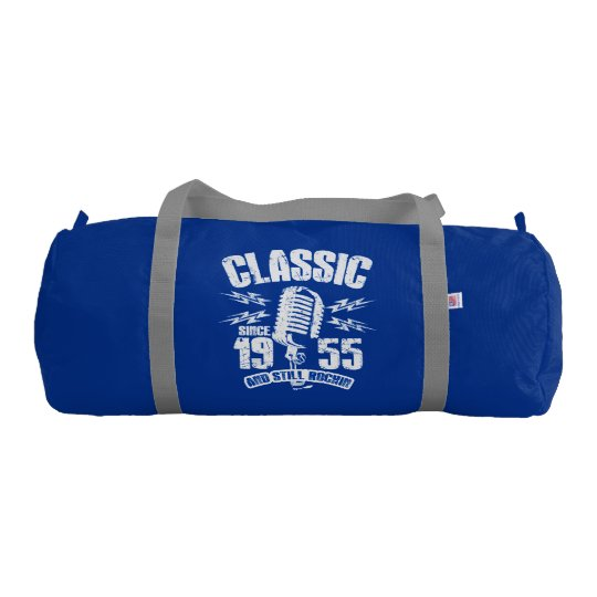 Classic Since 1955 And Still Rockin Gym Bag