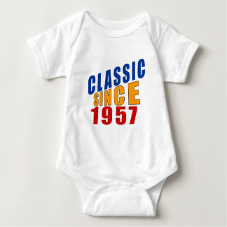 Classic Since 1957 Baby Bodysuit